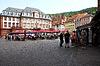 Photo 300 DPI: Heidelberg Castle and City Hall
