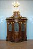 Photo 300 DPI: Baroque confessionals in the Jesuit church in Mannheim