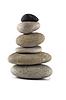 平衡石栈 | 免版税照片
