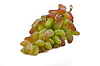 Bunch of green and red grapes | Stock Foto