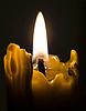 ID 3292828 | Its macro of candle light shot in the darkness | High resolution stock photo | CLIPARTO