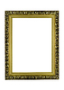 ID 3292968 | Empty golden frame | High resolution stock photo | CLIPARTO