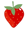 Vector clipart: strawberry