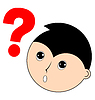 Vector clipart: Question mark
