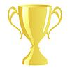 Vector clipart: trophy