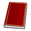 Vektor Cliparts: Buch