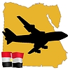 Vector clipart: fly me to Egypt