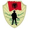 Векторный клипарт: Армия Албании