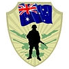 Vector clipart: Army of Australia