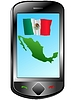 Vector clipart: Connection with Mexico