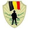Vector clipart: Army of Belgium