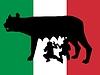 Векторный клипарт: Рим