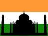 Векторный клипарт: Тадж-Махал