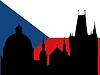 Векторный клипарт: Прага