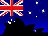 Векторный клипарт: Сидней