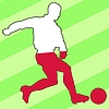 Vector clipart: football colours of football colours of Poland