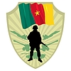 Vector clipart: Army of Cameroon