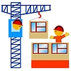 Vector clipart: construction