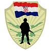 Vector clipart: Army of Croatia