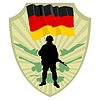 Vector clipart: Army of Germany