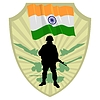 Vector clipart: Army of India