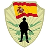 Vector clipart: Army of Spain