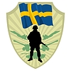 Vector clipart: Army of Sweden