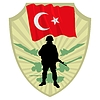 Vector clipart: Army of Turkey