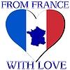 aus Frankreich mit Liebe