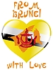 Vector clipart: from Brunei with love