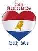 aus den Niederlanden mit der Liebe