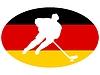Векторный клипарт: Хоккей цветов Германии