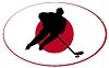 Векторный клипарт: Хоккей цветов Японии