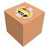Векторный клипарт: Сделано в Бельгии