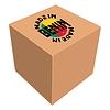 Векторный клипарт: сделано в Бенине