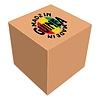 Векторный клипарт: сделано в Гвинее