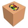 Векторный клипарт: сделано в Мали