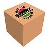 Векторный клипарт: сделаны на Маврикии