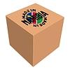 Векторный клипарт: сделано в Намибии