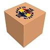 Векторный клипарт: сделано в Румынии