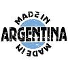 Векторный клипарт: этикетки Сделано в Аргентине