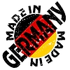 Vector clipart: label Made in Germany