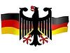 Vector clipart: Symbols of Germany