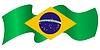 Vector clipart: Symbols of Brazil