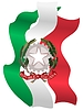 Vector clipart: Symbols of Italy