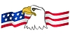 Vector clipart: Symbols of United States