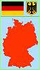 nationale Attribute Deutschland