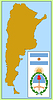 nationale Attribute von Argentinien