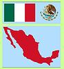 nationale Attribute von Mexiko