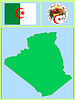 national attributes of Algeria